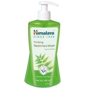 Himalaya Herbals Purifying Neem Face Wash 400ml