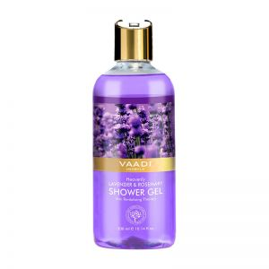 Vaadi Herbals Heavenly Lavender & Rosemarry Shower Gel