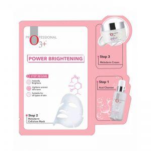 O3+ Instant Home Facial Power Brightening