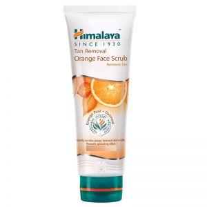 Himalaya Herbals Tan Removal Orange Face Scrub