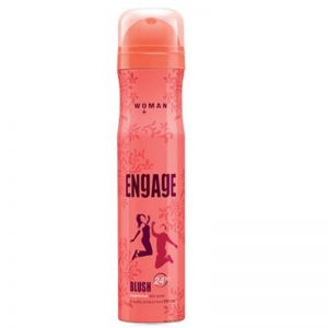 Engage Woman Plus Bodylicious Deo Spray - Blush