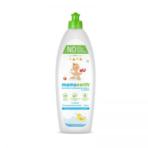 Mamaearth Plant-Based Multi Purpose Cleanser For Babies