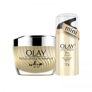 Olay Total Effects Whips With Mini Total Effects Moisturiser