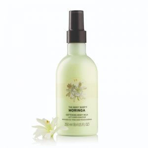 The Body Shop Moringa Softening Body Milk