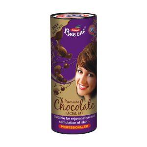 Beeone Premium Chocolate Roller Facial Kit