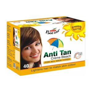 Beeone Anti Tan Facial Creme Bleach