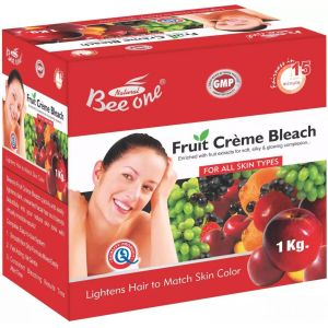 Beeone Fruit Facial Creme Bleach 1000 Gms