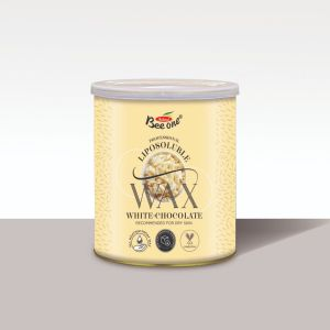 BeeOne Professional White Chocolate Liposoluble Wax