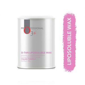 O3+ D-tan Liposoluble Wax (italian Formula)
