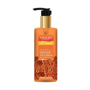 Vaadi Herbals Skin Whitening Saffron Face Wash