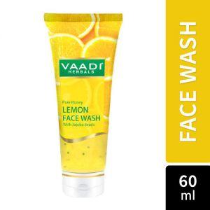 Vaadi Herbals Pure Honey Lemon Face Wash