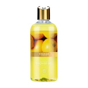 Vaadi Herbals Refreshing Lemon & Basil Shower Gel
