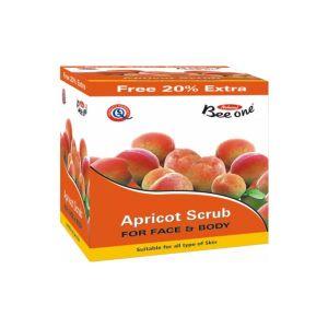 Beeone Apricot Scrub