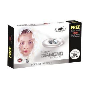 Beeone Marino Diamond Facial Kit 170 Gms