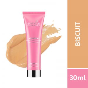 Biotique Natural Makeup Stardew Insta Glow Complexion Care Foundation SPF 20