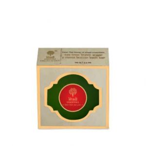 Khadi Essentials Tea Tree, Burnt Sugar & Cocoa Butter Bath Bar