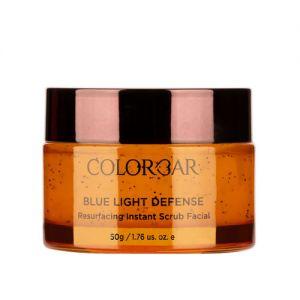 Colorbar Blue Light Defense Resurfacing Instant Scrub Facial