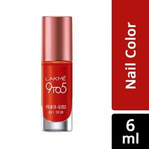 Lakme 9 To 5 Primer + Gloss Nail Colour