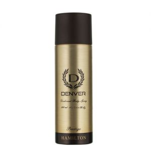Denver Prestige Deodorant For Men - Hamilton