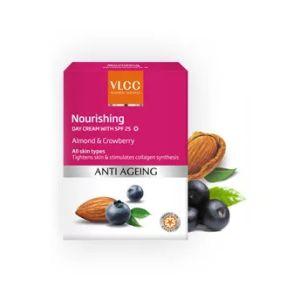 VLCC Nourishing Almond & Crowberry SPF 25 Day Cream
