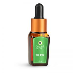 Organic Harvest Tea Tree Essential Oil