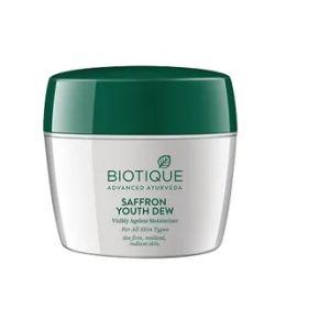 Biotique Bio Saffron Youth Dew Visibly Ageless Moisturizer