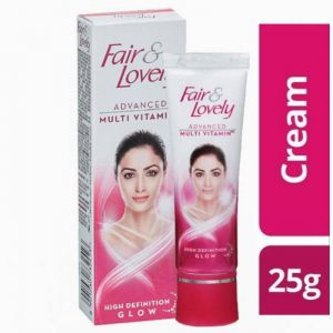 Fair & Lovely Fair & Lovely  high definition glow women cream  (25 g)