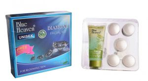 Blue Heaven Diamond Facial Kit (80 GM)