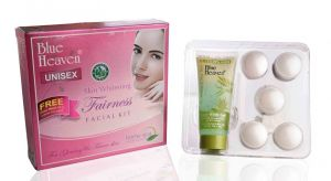 Blue Heaven Fairness Facial Kit (80 GM)