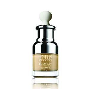 Lotus Make-Up Ecostay Intensive Serum Foundation SPF 20
