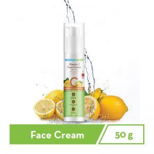 Mamaearth Vitamin C Cream For Face, with Vitamin C & SPF 20