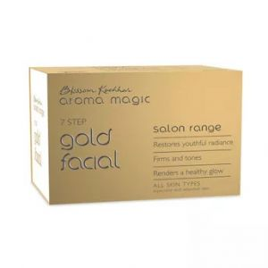 Aroma Magic 7 Step Gold Facial Kit Salon Range