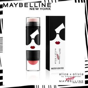 Maybelline New York Alice + Olivia Limited Edition Master Flush Stick