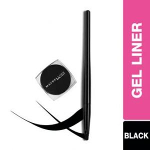 Maybelline New York Lasting Drama Gel Eyeliner With Expert Eyeliner Brush