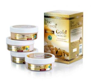 Blue Heaven Gold Facial Kit (850 ML)