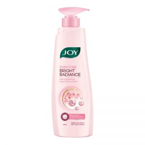 Joy Even Tone Bright Radiance Skin Brightening Body Lotion