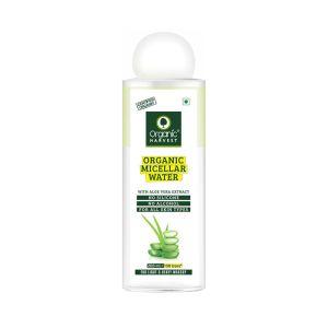 Organic Harvest Aloe Vera Extract Micellar Water