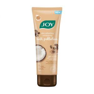 Joy Coconut & Coffee Skin Refreshing & Energising Anti Pollution Gel Scrub