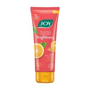 Joy Mandarin & Green Tea Skin Purifying & Radiant Glow Brightening Scrub