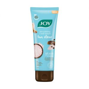 Joy Tamarind & Pink Salt Skin Polishing & Even Texture Tan Clear Scrub