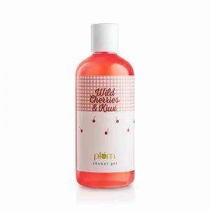 Plum Wild Cherries & Kiwi Shower Gel