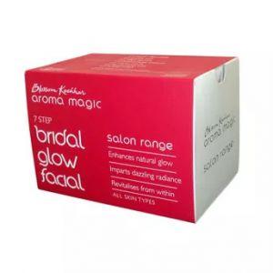 Aroma Magic 7 Step Bridal Glow Facial Kit Salon Range