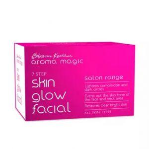Aroma Magic 7 Step Skin Glow Facial Kit Salon Range