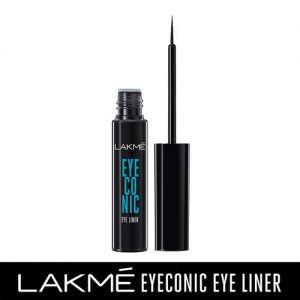 Lakme Eyeconic Liquid Eyeliner - Black