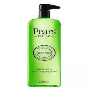 Pears Pure & Gentle Body Wash with Lemon Flower Extract