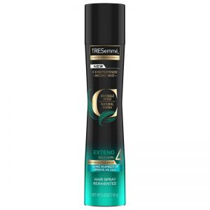 Tresemme Compressed Micro Mist Invisible Hold Natural Finish Extend Hold Level 4 Hair Spray