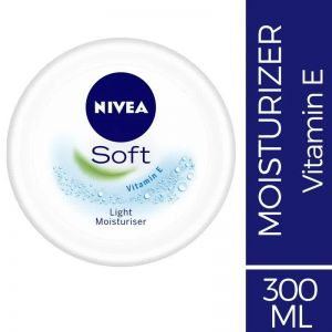 NIVEA Soft - Light Moisturising Cream 300ml