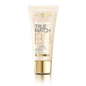 L'Oreal Paris True Match BB Cream SPF 35 PA+++ - Silver/Gold