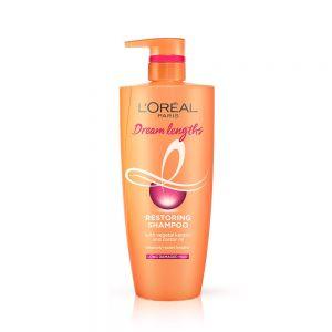 L'Oreal Paris Dream Lengths Shampoo, 704 ml