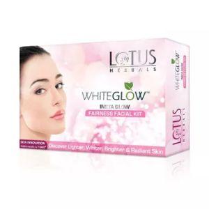 Lotus Herbals WhiteGlow Insta Glow Fairness Facial Kit